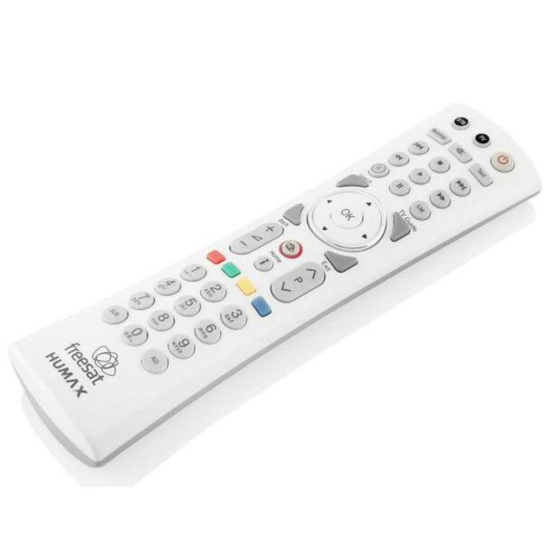 Humax HDR-1100S 500 GB Freesat HD TV Recorder - White (Renewed)