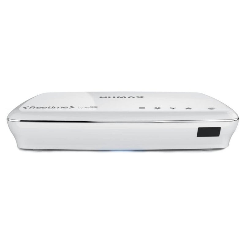 Humax HDR-1100S 1 TB Freesat HD TV Recorder - White (Renewed)