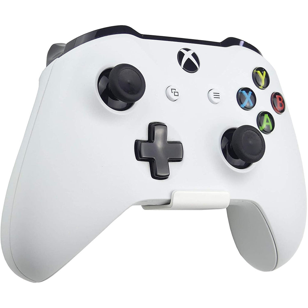 Xbox One and Series S/X Controller Wall Mount Bracket x2 (White) - Signature X Design!