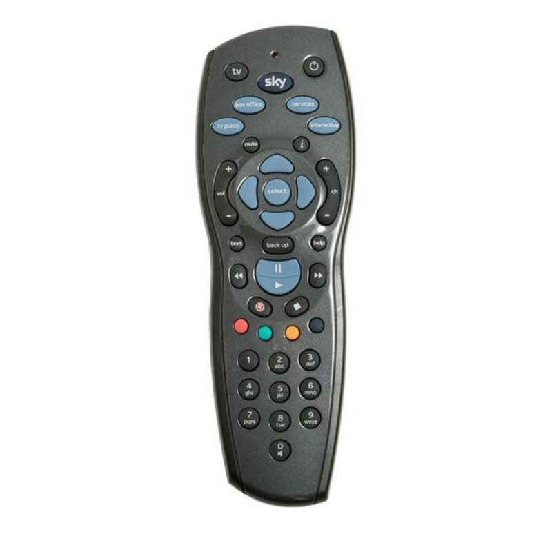 Sky+ Plus HD 1TB Remote Control