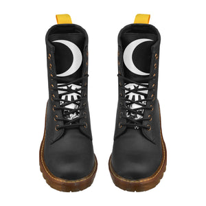"""Crescent"" boots (Lunar Society) 1333"