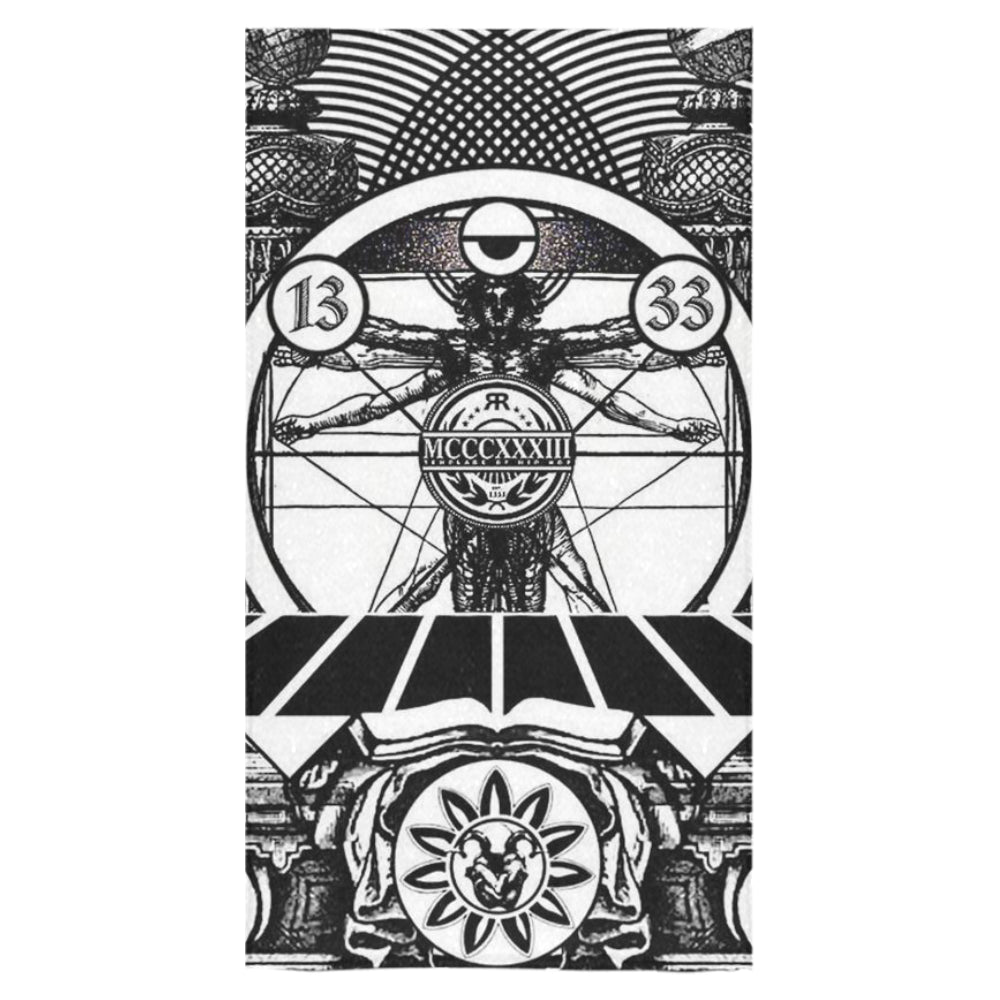 "ЯR ""Davinci"" Bath Towel"