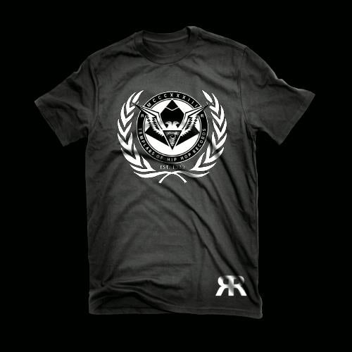 "ЯR ""Templars of Hip Hop"" t-shirt"