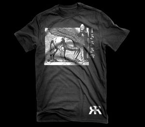 "ЯR ""Assyrian"" Black t-shirt"
