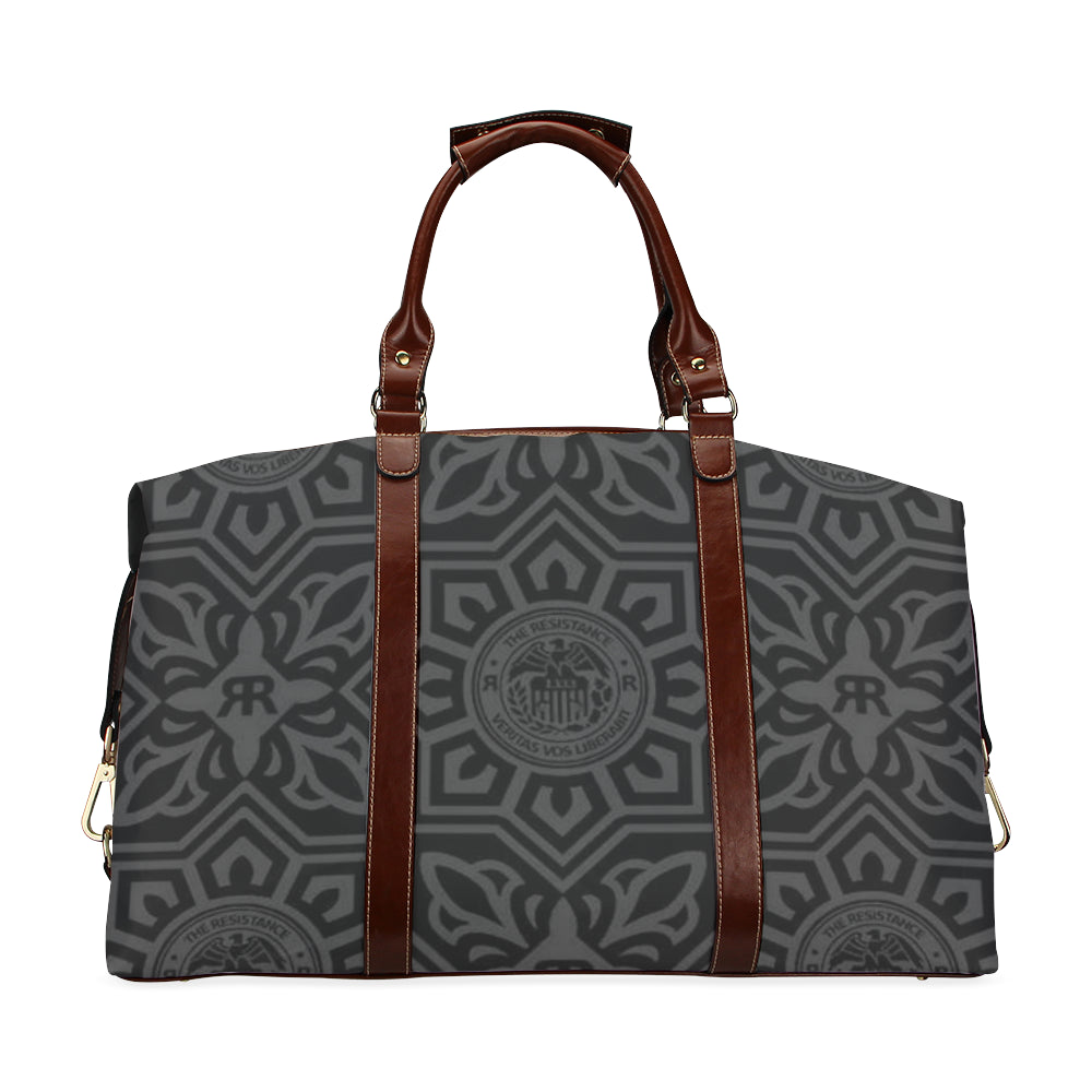 "ЯR ""Paisley"" Travel Bag LARGE"