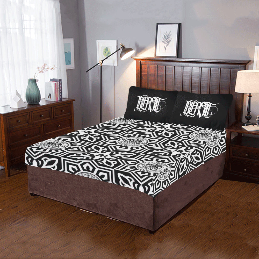 "ЯR ""Beast"" 3-Piece Bedding Set"