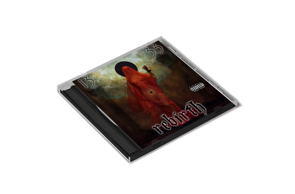 "LIMITED EDITION ""REBIRTH"" CD"