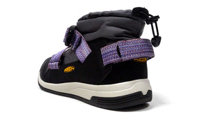 "KEEN HOODZERRA WP ""HOOD COLLECTION"" PEWTER/RAVEN 2"