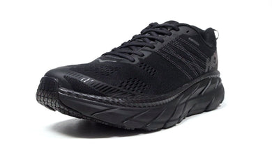 HOKA ONE ONE CLIFTON 6 BLK/BLK 1