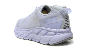HOKA ONE ONE CLIFTON 6 WHT/WHT 2