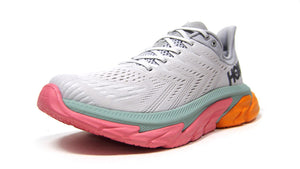 HOKA ONE ONE CLIFTON EDGE L.GRY/L.PNK/ORG 1