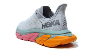 HOKA ONE ONE CLIFTON EDGE L.GRY/L.PNK/ORG 2