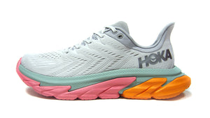 HOKA ONE ONE CLIFTON EDGE L.GRY/L.PNK/ORG 3