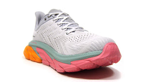 HOKA ONE ONE CLIFTON EDGE L.GRY/L.PNK/ORG 5