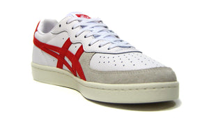Onitsuka Tiger GSM WHITE/CLASSIC RED 5