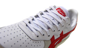 Onitsuka Tiger GSM WHITE/CLASSIC RED 6