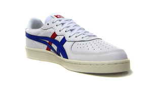 ONITSUKA TIGER GSM WHT/BLU/RED  5
