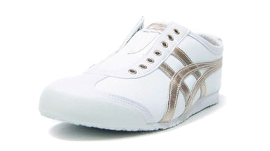Onitsuka Tiger MEXICO 66 SLIP-ON WHITE/ROSE GOLD 1