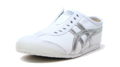 Onitsuka Tiger MEXICO 66 SLIP-ON WHITE/PURE SILVER 1