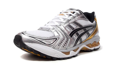 ASICS SportStyle GEL-KAYANO 14 WHITE/PURE GOLD 1