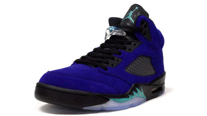 "JORDAN BRAND AIR JORDAN 5 RETRO ""PURPLE GRAPE"" ""MICHAEL JORDAN"" GRAPE ICE/NEW EMERALD/BLACK/CLEAR 1"