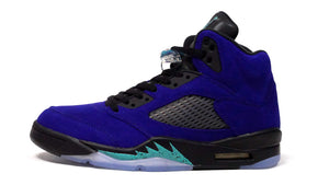 "JORDAN BRAND AIR JORDAN 5 RETRO ""PURPLE GRAPE"" ""MICHAEL JORDAN"" GRAPE ICE/NEW EMERALD/BLACK/CLEAR 3"