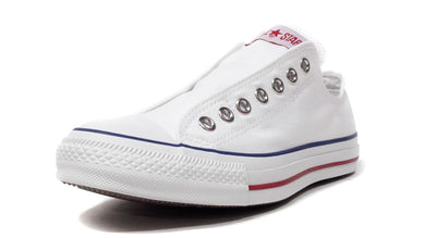 CONVERSE ALL STAR SLIP III OX WHT/NVY/RED 1
