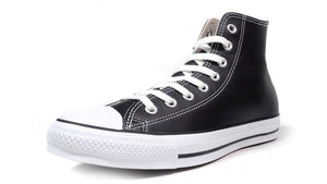 CONVERSE LEATHER ALL STAR HI BLK