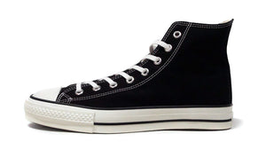 "CONVERSE CANVAS ALL STAR J HI ""made in JAPAN"" BLK 3"