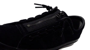 CONVERSE STAR & BARS CENTERZIP OX BLACK MONOCHROME 6