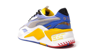 Puma RS-X3 SONIC COLOR WHT/YEL/BLU/GLD/RED/BLK  2
