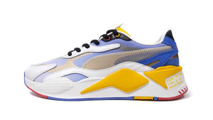 Puma RS-X3 SONIC COLOR WHT/YEL/BLU/GLD/RED/BLK  3