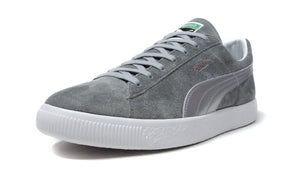 "Puma SUEDE VTG MIJ SILVER ""made in JAPAN"" QUARRY/PUMA SILVER 1"