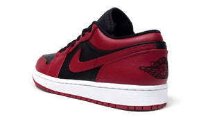 "JORDAN BRAND AIR JORDAN 1 LOW ""VARSITY RED"" ""MICHAEL JORDAN"" GYM RED/BLACK/WHITE 2"