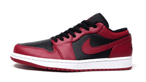 "JORDAN BRAND AIR JORDAN 1 LOW ""VARSITY RED"" ""MICHAEL JORDAN"" GYM RED/BLACK/WHITE 3"
