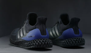 adidas ULTRA4D CORE BLACK/CORE BLACK/GOLD METALIC 9