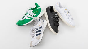 "adidas UNOFCL HM ""HUMAN MADE""  FTWWHT/FTWWHT/OWHITE 7"