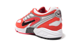 NIKE AIR GHOST RACER HABANERO RED/BLACK/WHITE/METALIC SILVER/HABANERO RED  2