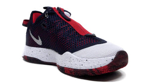 "NIKE PG 4 EP ""USA"" ""PAUL GEORGE"" WHITE/OBSIDIAN/UNIVERCITY RED 5"