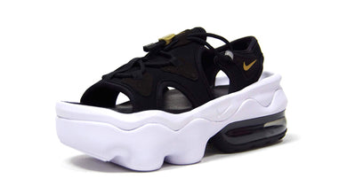 NIKE (WMNS) AIR MAX KOKO SANDAL  BLACK/METALLIC GOLD/ANTHRACITE/WHITE 1