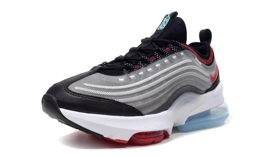 NIKE AIR MAX ZOOM 950 WHITE/CHILLI RED/BLACK/WHITE/SPEED YELLOW/BLEACHED AQUA 1