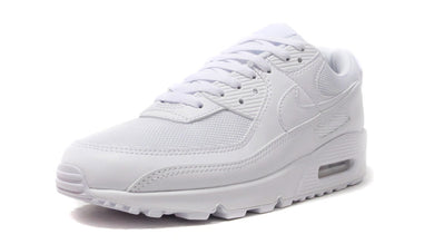 NIKE AIR MAX 90 WHITE/WHITE/WOLF GREY 1