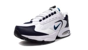 NIKE AIR MAX TRIAX  WHITE/OBSIDIAN/DEEP EMERALD/BLACK 1