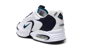 NIKE AIR MAX TRIAX  WHITE/OBSIDIAN/DEEP EMERALD/BLACK 2