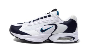 NIKE AIR MAX TRIAX  WHITE/OBSIDIAN/DEEP EMERALD/BLACK 3