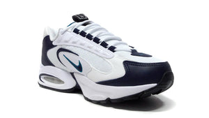 NIKE AIR MAX TRIAX  WHITE/OBSIDIAN/DEEP EMERALD/BLACK 5