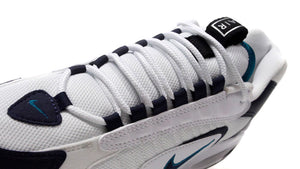 NIKE AIR MAX TRIAX  WHITE/OBSIDIAN/DEEP EMERALD/BLACK 6