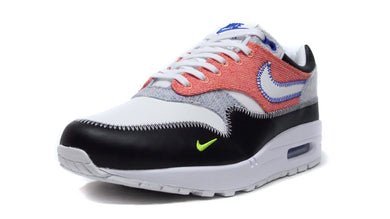 NIKE AIR MAX 1 WHITE/GAME ROYAL/BLACK/BLANC/NOIR/JEU ROYAL 1