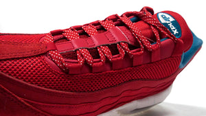 "NIKE AIR MAX 95 UTILITY NRG ""Mt.FUJI"" UNIVERSITY RED/BRIGHT SPRUCE/SUMMIT WHITE 6"