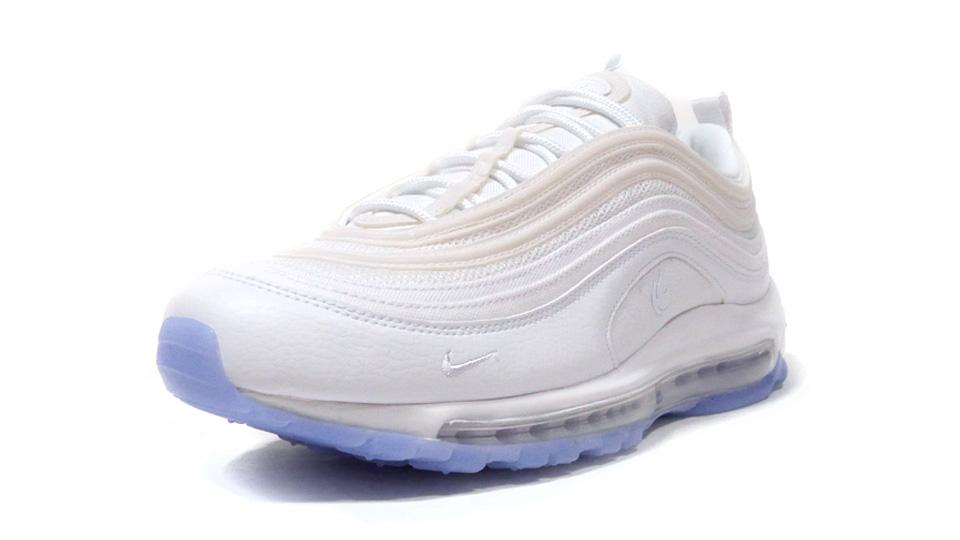 NIKE AIR MAX 97 QS WHITE/WHITE/ICE BLUE  1